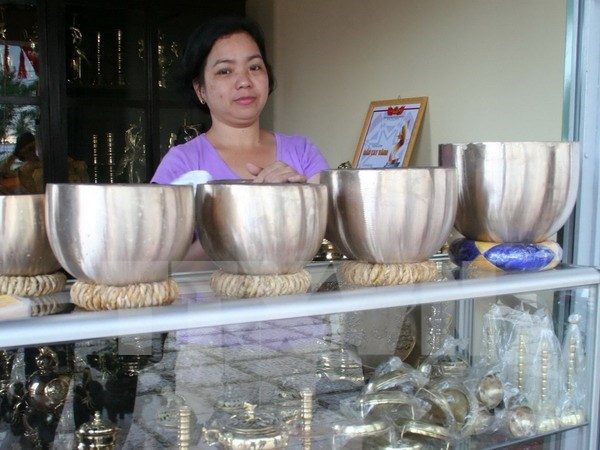 Nutrida participacion en Festival de Oficios Tradicionales de Hue hinh anh 1