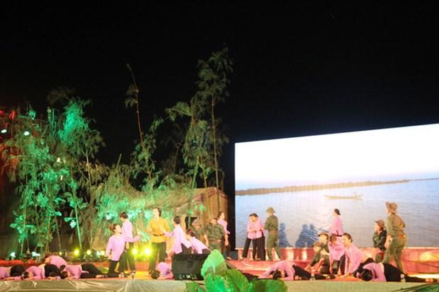 Honran en Quang Tri a veteranos por sus contribuciones a la salvaguarda nacional hinh anh 1