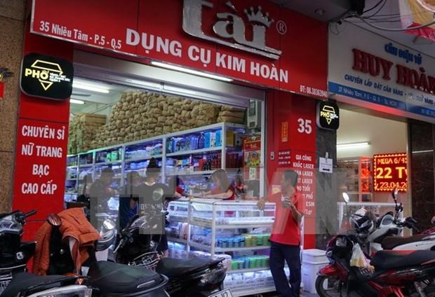 Vietnam: Casi 40 mil empresas creadas en primeros cuatro meses del ano hinh anh 1