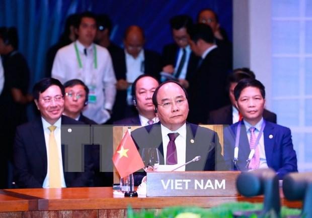 Vietnam contribuye activamente al exito de Cumbre 30 de ASEAN, afirmo vicecanciller hinh anh 1