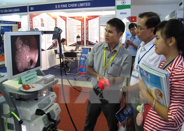 Celebraran en Hanoi Exposicion Internacional de Medicina y Farmacia hinh anh 1
