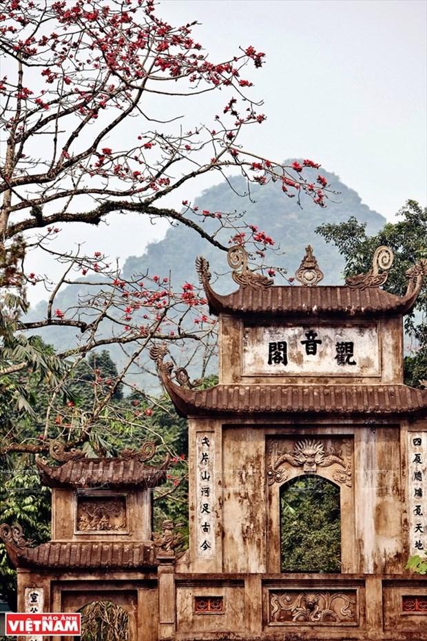Pagoda Huong - un destino para viajes de primavera hinh anh 1