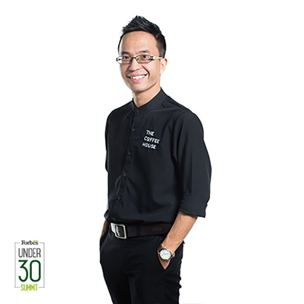 Empresarios vietnamitas presentes en lista de Forbes de jovenes asiaticos mas destacados hinh anh 1