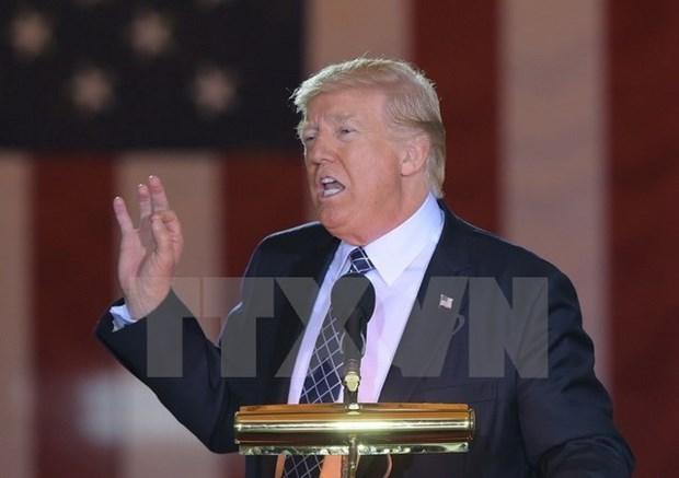 Estados Unidos cambia posicion politica hacia Tailandia hinh anh 1