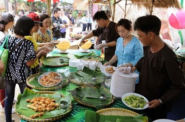 Da Nang abre espacio gastronomico del Festival Internacional de Fuegos Artificiales hinh anh 1