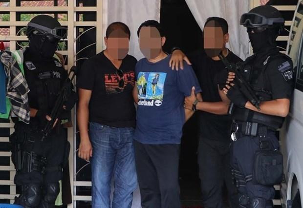 Malasia arresta a seis personas vinculadas al Estado Islamico hinh anh 1