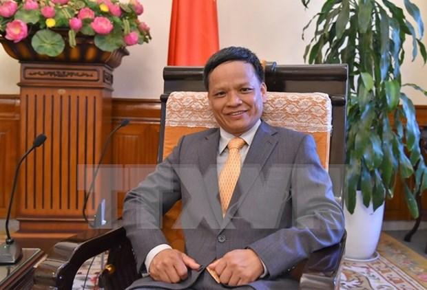 Vietnam participa activamente en asuntos de Comision de Derecho Internacional hinh anh 1