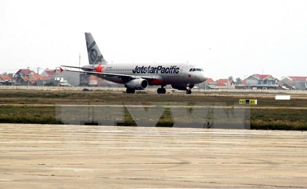Jetstar Pacific abre nueva ruta aerea entre Quang Binh y Hai Phong hinh anh 1