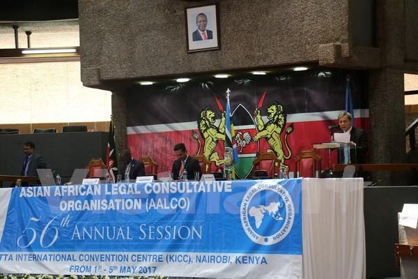 Vietnam, miembro oficial de Organizacion Consultiva Juridica Asia-Africa hinh anh 1