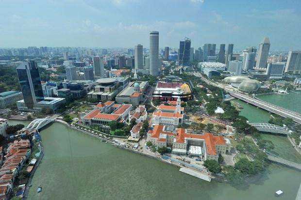 Disminuye el indice de gestion de compras de Singapur hinh anh 1