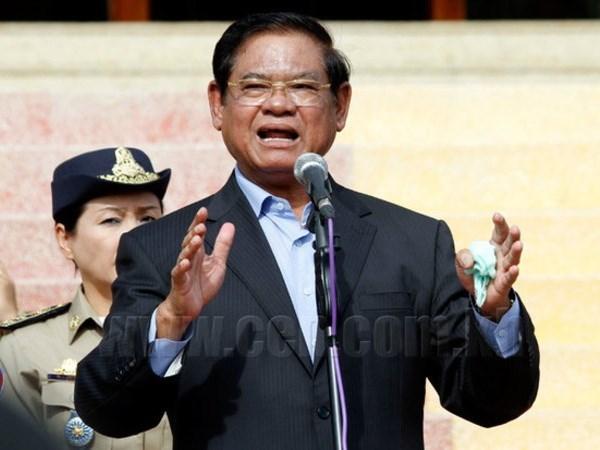 Camboya decidida a garantizar el orden para elecciones comunales y distritales hinh anh 1