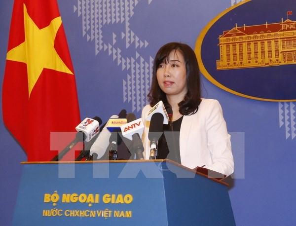 Vietnam rechaza energicamente la prohibicion de pesca de China en el Mar del Este hinh anh 1