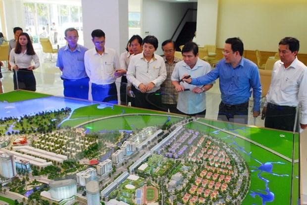 Construiran un complejo inteligente en Ciudad Ho Chi Minh hinh anh 1