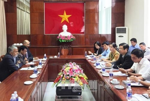Provincia vietnamita e India cooperan en ahorro energetico hinh anh 1