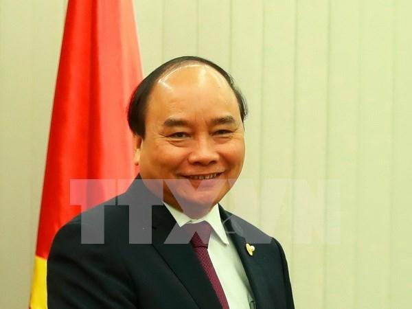 Premier vietnamita asistira a Foro Economico Mundial sobre ASEAN hinh anh 1