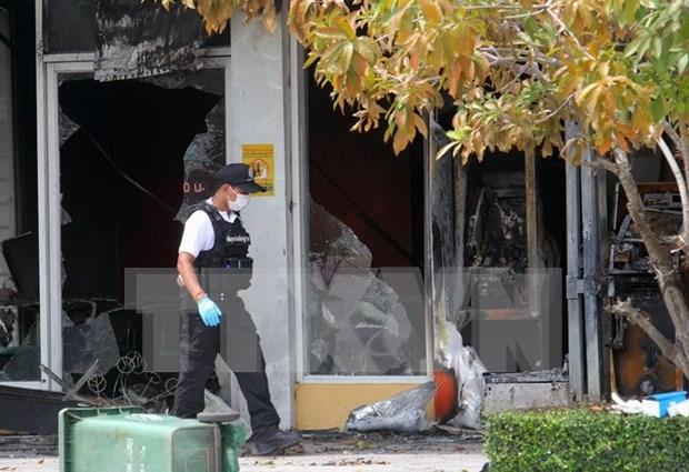 Advierten sobre infiltracion de EI en el sur de Tailandia hinh anh 1