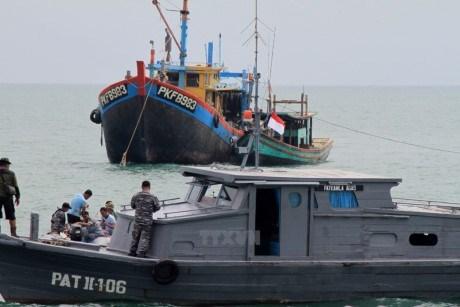 Paises regionales debaten convencion sobre lucha contra pesca ilegal hinh anh 1