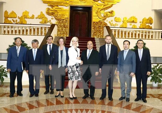 Vietnam y Dinamarca robustecen cooperacion en cuatro sectores estrategicos hinh anh 1
