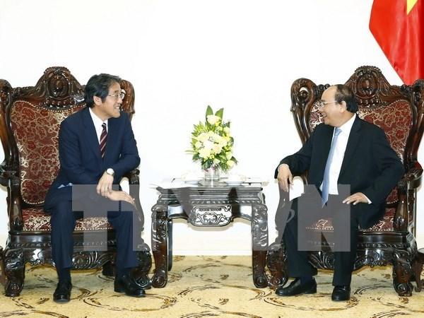 Debaten preparativos para la proxima visita del premier de Vietnam a Japon hinh anh 1