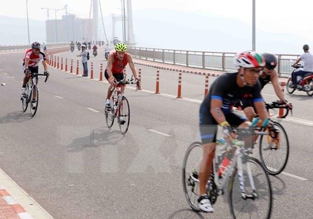 Ironman 70.3 Vietnam 2017 congrega a mil 400 deportistas internacionales hinh anh 1