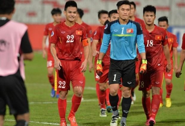 Vietnam anuncia nomina de jugadores convocados para Copa Mundial sub 20 de futbol hinh anh 1
