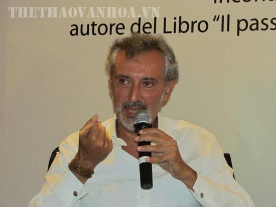 Publican en Vietnam novela de exembajador italiano hinh anh 1