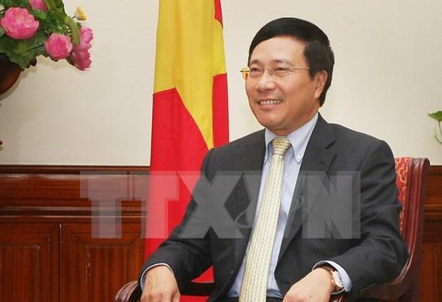 APEC 2017: Nueva vision y postura de Vietnam hinh anh 1