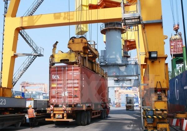 Vietnam fomenta control de contenedores en puertos hinh anh 1
