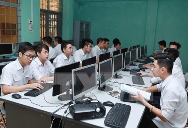 Recursos humanos ayudaran a impulsar cuarta revolucion industrial en Vietnam hinh anh 1