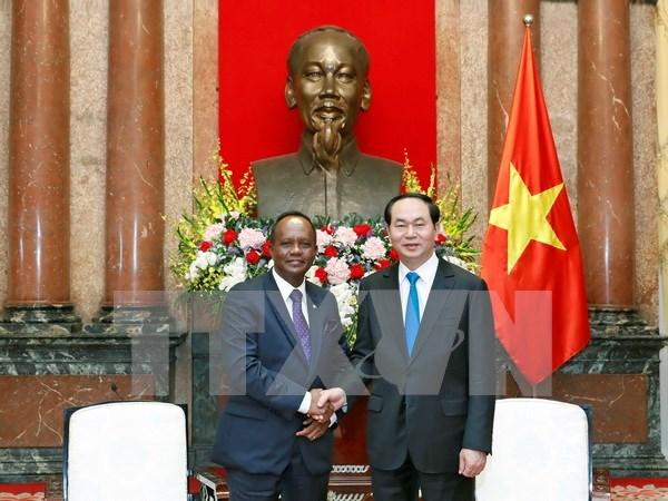 Vietnam y Madagasca enfatizan cooperacion en agricultura hinh anh 1
