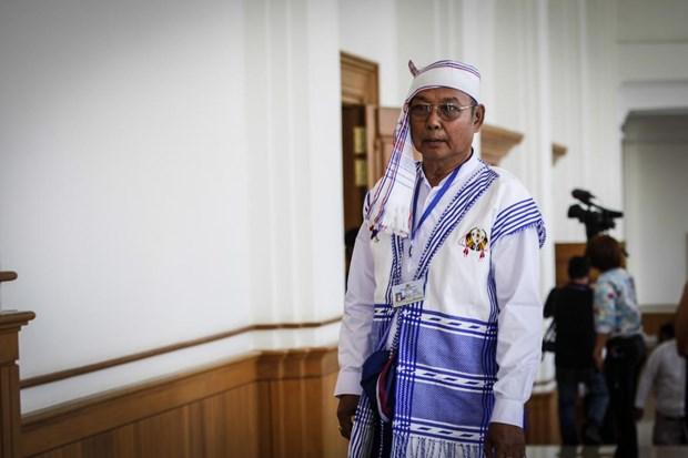 Presidente del Senado de Myanmar visitara Vietnam hinh anh 1