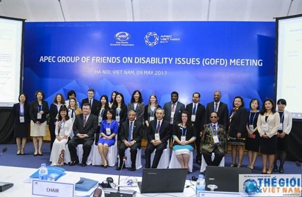SOM2 del APEC y citas anexas reunen 200 delegados en la apertura hinh anh 1