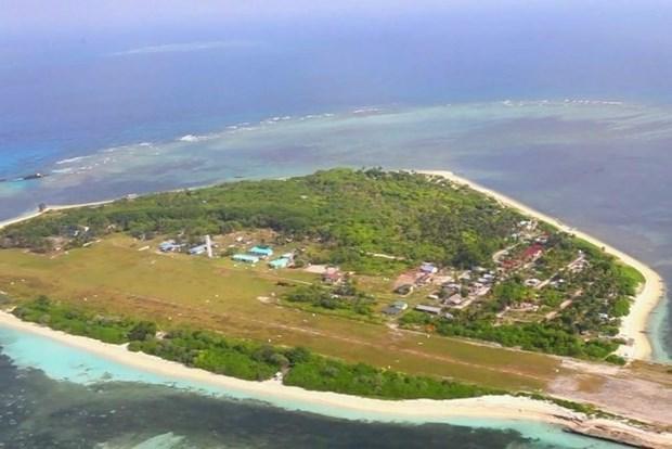 Vietnam reafirma soberania sobre archipielago de Truong Sa hinh anh 1