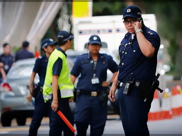 Singapur aprueba ley de pena de muerte por terrorismo nuclear hinh anh 1