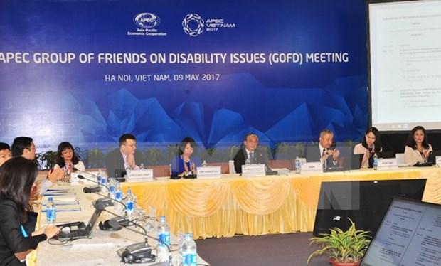 Debaten diversos temas en segunda Reunion de Altos Funcionarios de APEC hinh anh 1