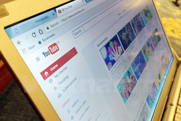 Eliminan en Youtube gran numero de malos videos a peticion de Vietnam hinh anh 1