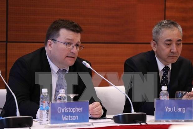 APEC 2017 por impulsar de la creacion de empleos para discapacitados hinh anh 1