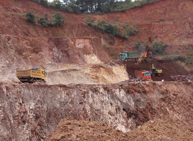 Industria minera de Asia- Pacifico enfrenta grandes desafios hinh anh 1