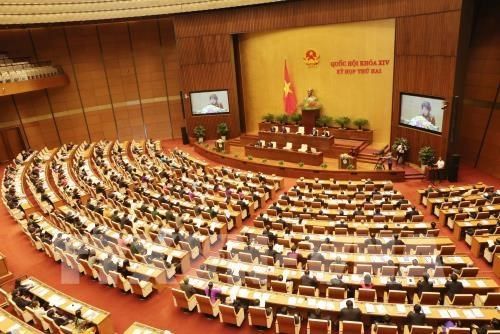 Comite Permanente del Parlamento vietnamita inicia reunion de trabajo hinh anh 1