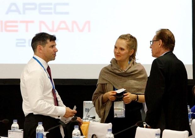 Miembros de APEC 2017 impulsan negociaciones para mejorar servicios ambientales hinh anh 1