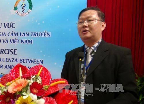 Vietnam, Laos y Camboya se unen para controlar enfermedades infecciosas hinh anh 1
