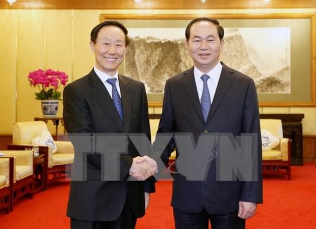 Vietnam atesora lazos con Conferencia Consultiva Politica del Pueblo Chino hinh anh 1