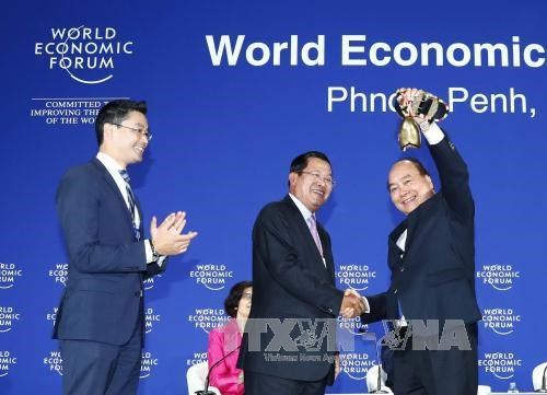 Vietnam sera sede del FEM sobre ASEAN 2018 hinh anh 1