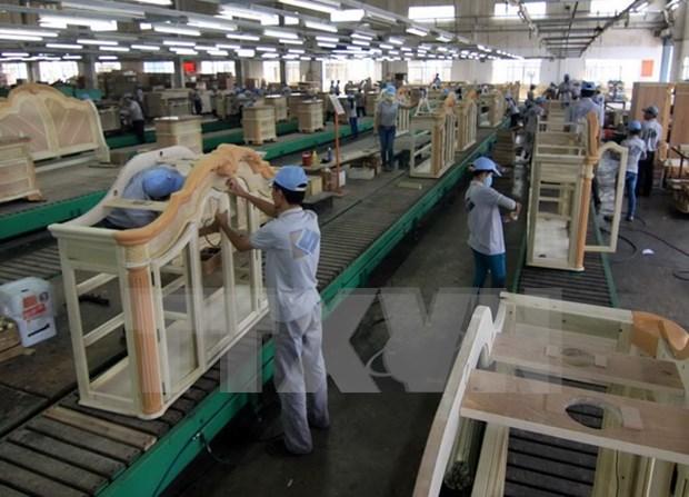 Vietnam y Union Europea concluyen negociaciones sobre exportacion de madera hinh anh 1