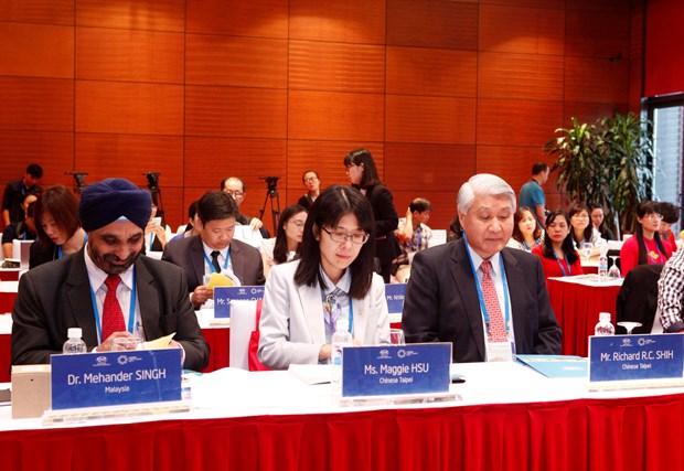SOM2 de APEC: A debates politicas de vinculacion de educacion y startup hinh anh 1
