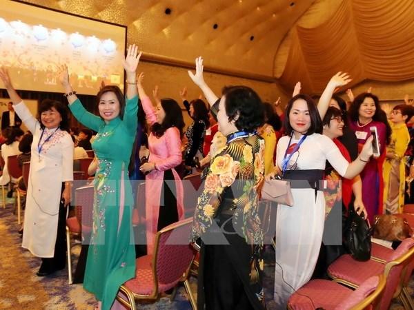 Empresaria vietnamita comparte experiencia en Cumbre Global de Mujeres hinh anh 1