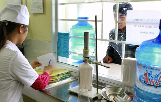 Vietnam utilizara buprenorfina en tratamiento de drogadiccion hinh anh 1