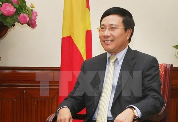Asia-Pacifico aportara 70 por ciento del PIB mundial para 2050, vaticina canciller vietnamita hinh anh 1