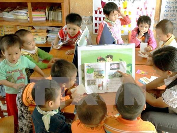 Ciudad Ho Chi Minh se esfuerza para fortalecer proteccion infantil hinh anh 1