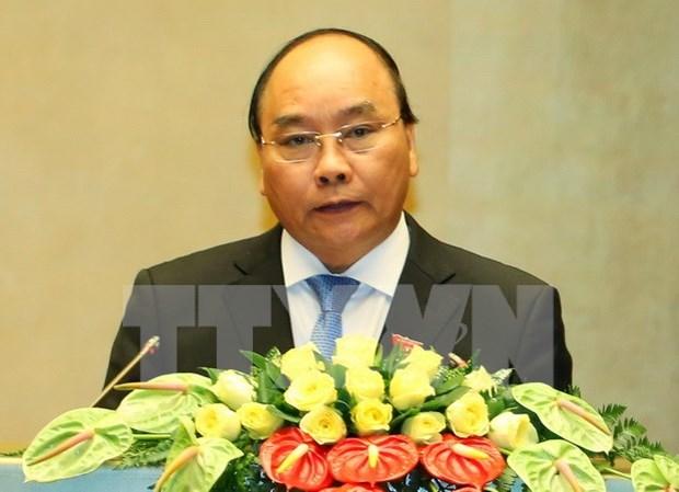 Seguridad, condicion vital para crecimiento economico, afirma premier vietnamita hinh anh 1